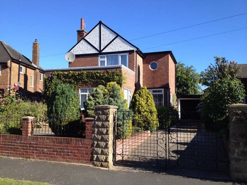 2 Bedrooms Detached House for sale in Lady Ediths Avenue, Scarborough
