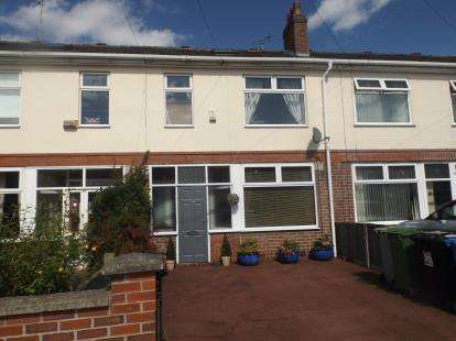 3 Bedrooms Terraced House for sale in Thornbury Road, Stretford, Manchester, Greater Manchester