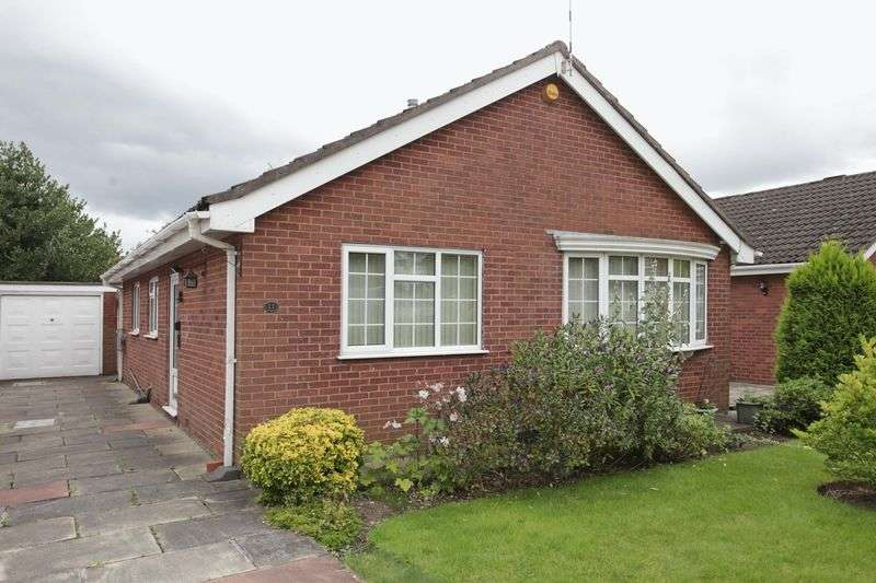 2 Bedrooms Detached Bungalow for sale in Buttermere Drive, Hale Barns