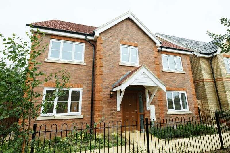 4 Bedrooms Detached House for sale in The Rosary, Bedford