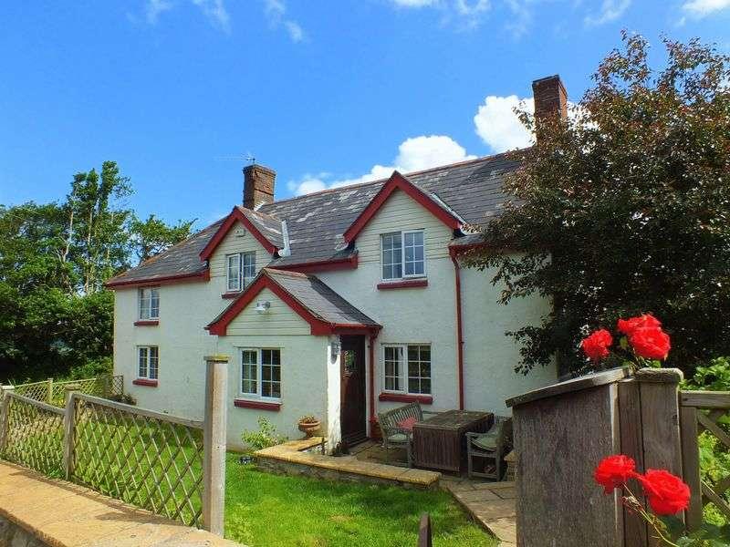 5 Bedrooms Cottage House for sale in Morcombelake, Bridport
