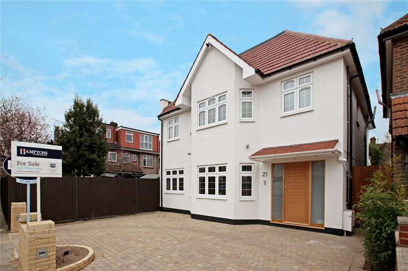 6 Bedrooms Detached House for sale in Cecil Road, Acton, W3