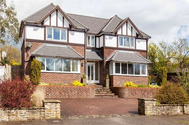 5 Bedrooms Detached House for sale in Alders Road, Disley, Stockport, Cheshire