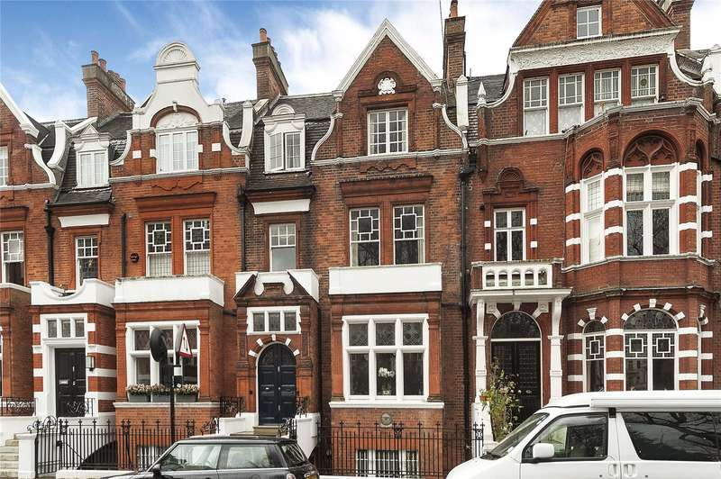 5 Bedrooms Terraced House for sale in Earls Court Square, London, SW5