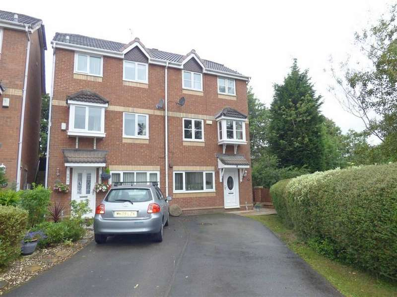 3 Bedrooms Property for sale in Gilbrook Way, Rochdale, Lancashire, OL16