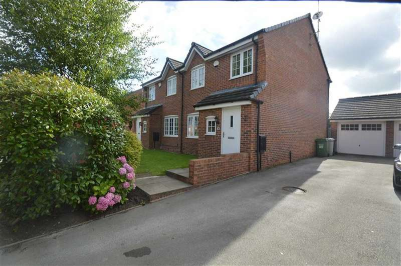 3 Bedrooms Property for sale in Stanier Close, Lyme Green, Macclesfield