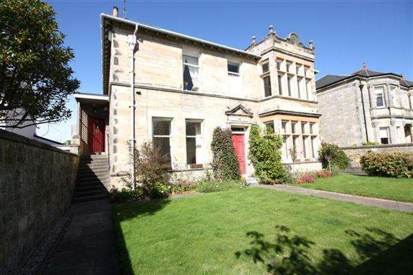 5 Bedrooms Apartment Flat for sale in Park Circus, Ayr