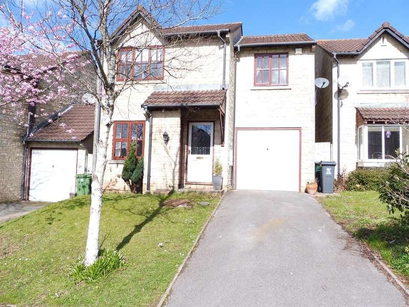 3 Bedrooms Detached House for sale in Barnfield Close, Pontprennau, Cardiff