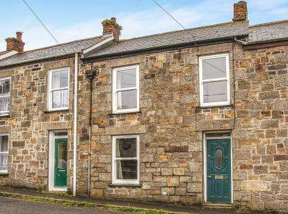 3 Bedrooms Terraced House for sale in Penponds, Camborne, Cornwall
