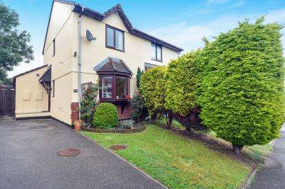 3 Bedrooms Semi Detached House for sale in St. Columb Major, Cornwall