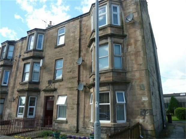 2 Bedrooms Flat for sale in 36 Holmhead, Kilbirnie, North Ayrshire