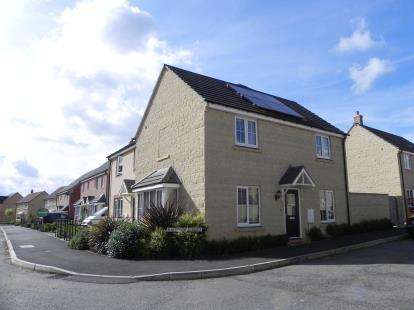 3 Bedrooms Semi Detached House for sale in Racecourse Road, Barleythorpe, Oakham, Rutland