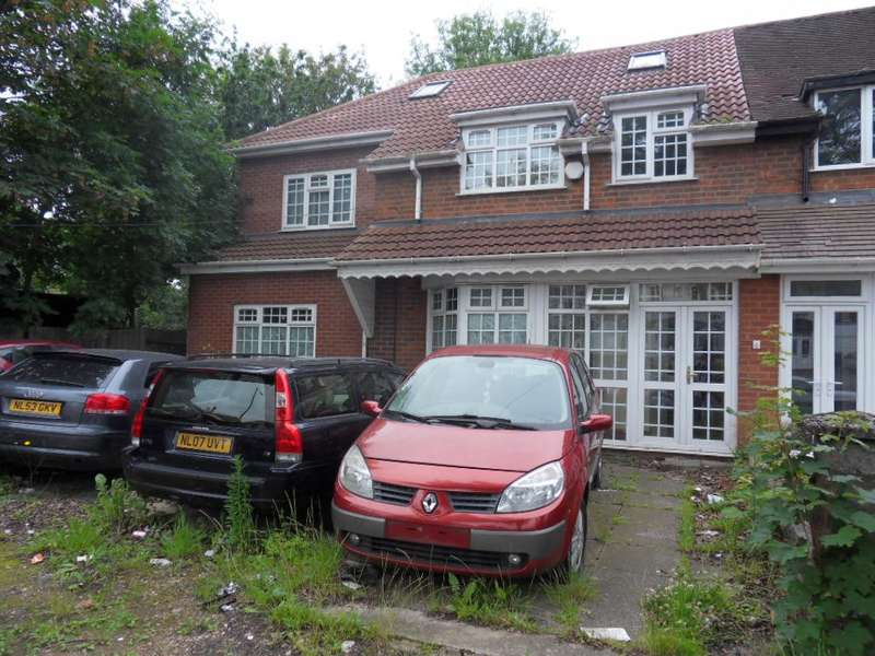 6 Bedrooms End Of Terrace House for sale in Warwick Road, Acocks Green, Birmingham