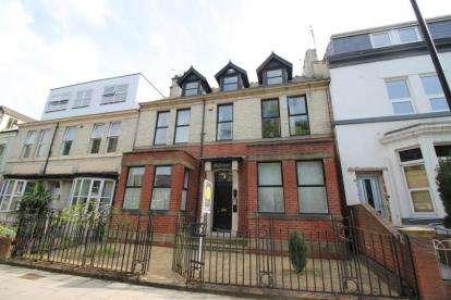 2 Bedrooms Flat for sale in Fern Avenue, Jesmond, Newcastle Upon Tyne, NE2