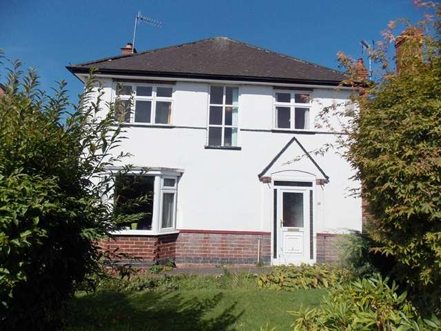 3 Bedrooms Detached House for sale in Kniveton Park, Ilkeston