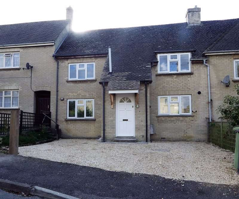 4 Bedrooms Terraced House for sale in Ermin Place, Cirencester