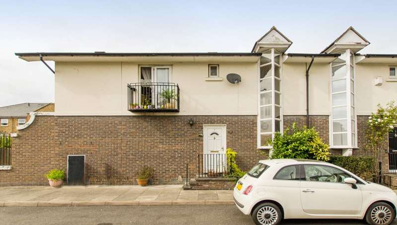 3 Bedrooms House for sale in Chichester Way, Isle Of Dogs, E14