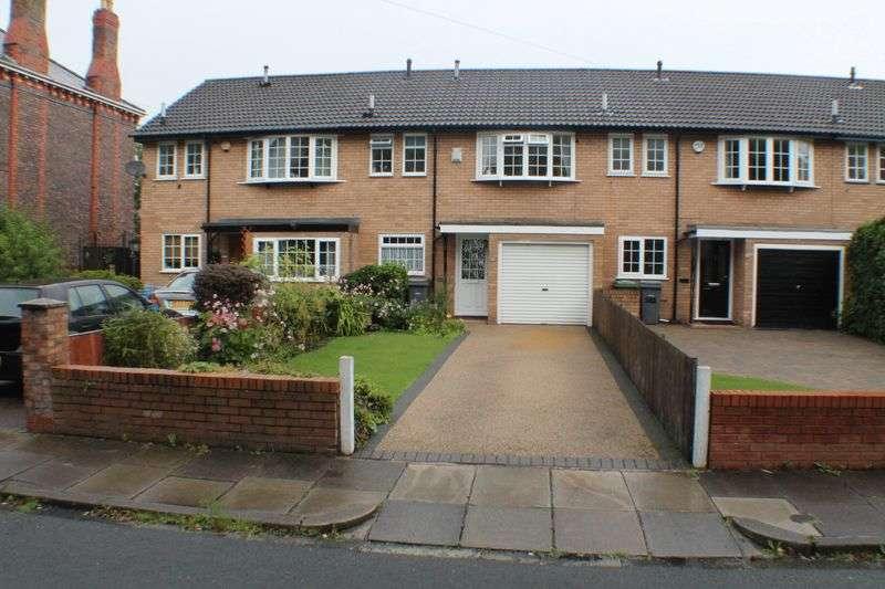 3 Bedrooms Terraced House for sale in Grosvenor Road, Prenton