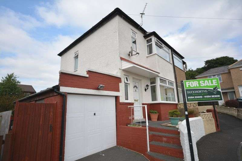 2 Bedrooms Semi Detached House for sale in Coppice Avenue, Accrington