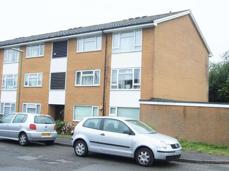 2 Bedrooms Flat for sale in Denton Close, Redhill