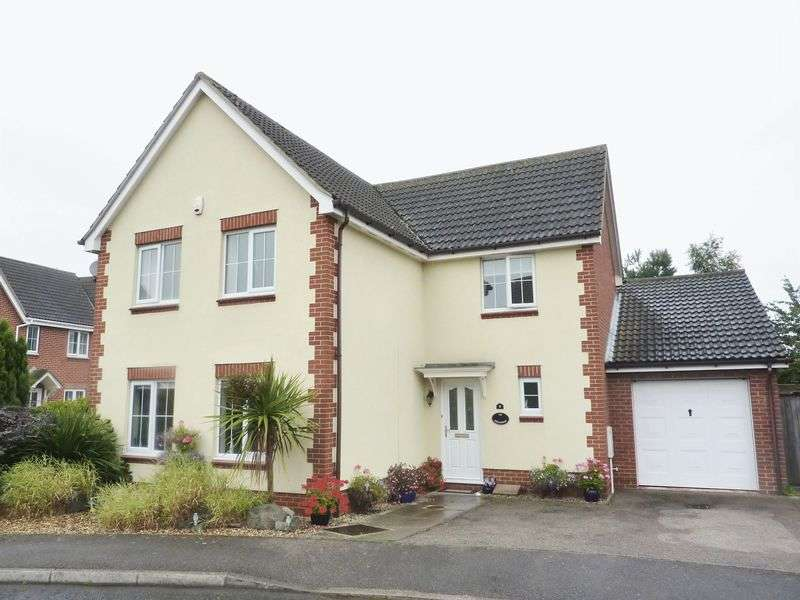 4 Bedrooms Detached House for sale in 4 Bedroom Detached Home