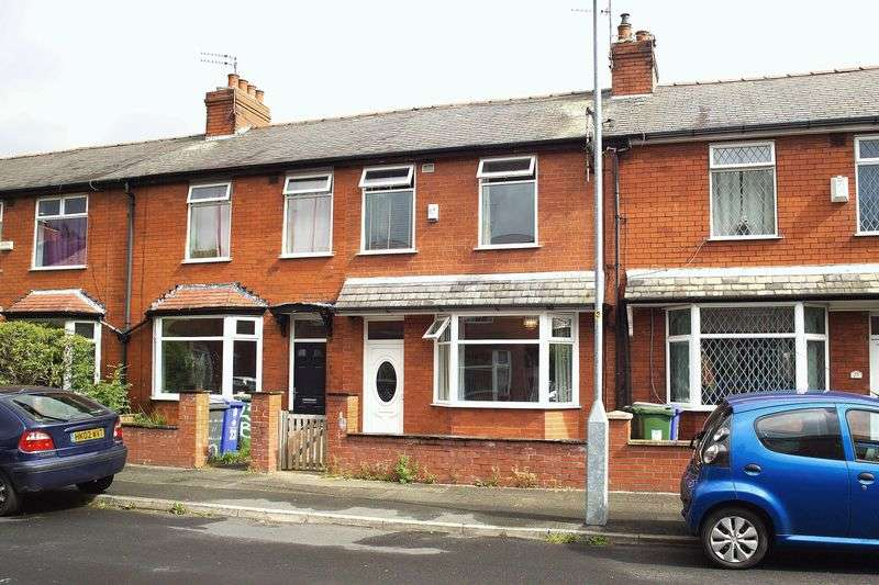 3 Bedrooms Terraced House for sale in Buckley Street, Manchester