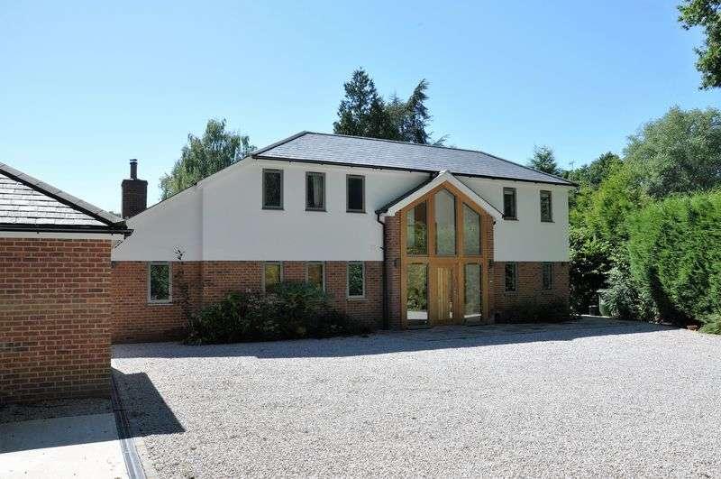 5 Bedrooms Detached House for sale in Ockley, Dorking