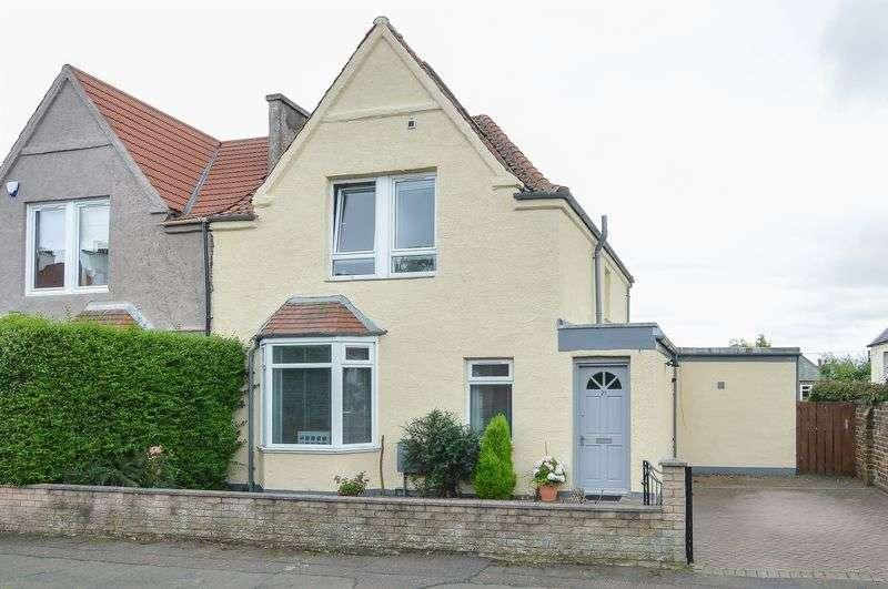 4 Bedrooms Semi Detached House for sale in 21 Barony Terrace, Corstorphine, Edinburgh, EH12 8RE