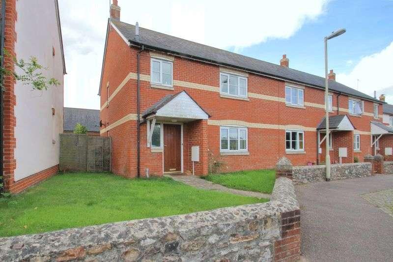 3 Bedrooms Terraced House for sale in Longmead, Hemyock