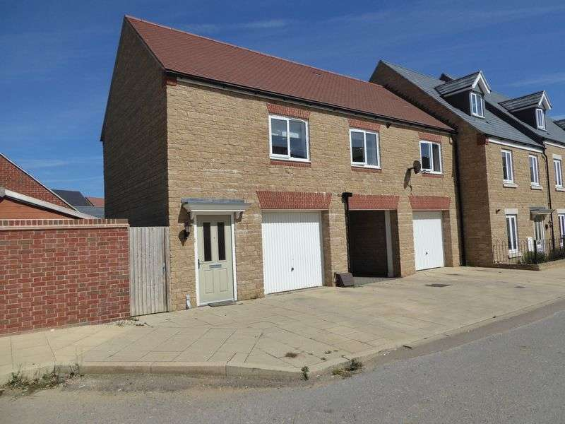 2 Bedrooms Terraced House for sale in Ascot Way, Bicester
