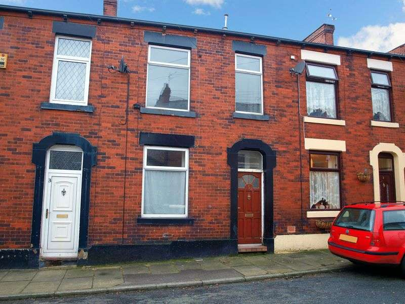 2 Bedrooms Terraced House for sale in Travis Street, Newhey, OL16 3RX