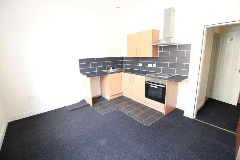 1 Bedroom Flat for rent in North Street, Keighley, BD21