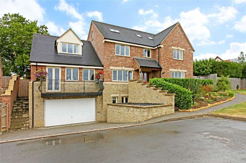 6 Bedrooms Detached House for sale in Greenavon Close, Evesham, Worcestershire, WR11