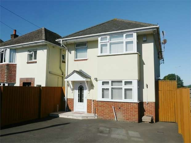 3 Bedrooms Detached House for sale in Oakdale, Poole, Dorset