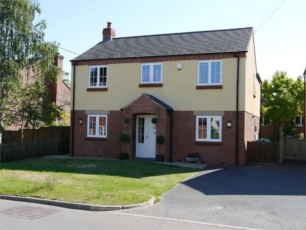4 Bedrooms Detached House for sale in Main Street, Foxton, Market Harborough, Leicestershire