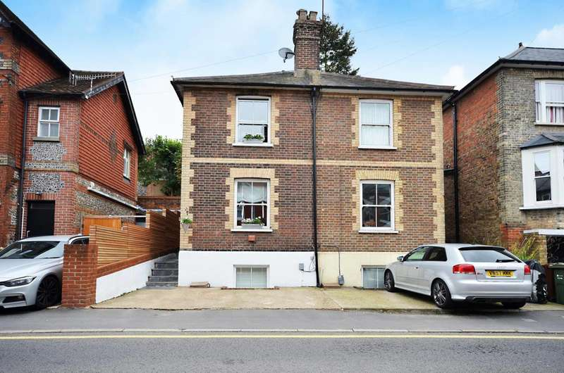 4 Bedrooms Semi Detached House for sale in Sydenham Road, Guildford, GU1