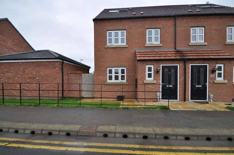 4 Bedrooms Town House for sale in Richmond Lane, Kingswood, Hull, HU7 3AE
