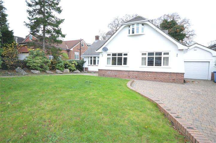 4 Bedrooms Detached Bungalow for sale in Woolton Hill Road, Woolton, Liverpool, L25