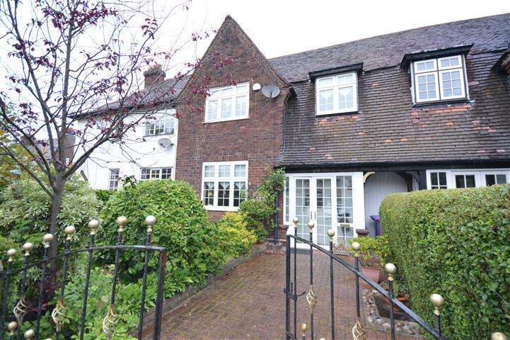 3 Bedrooms Terraced House for sale in Thingwall Road, Wavertree Garden Suburbs, Liverpool, L15