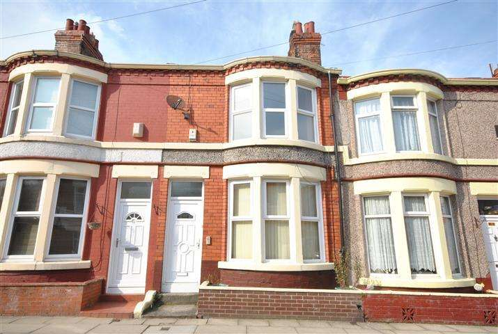 3 Bedrooms Terraced House for sale in Northdale Road, Wavertree, Liverpool, L15
