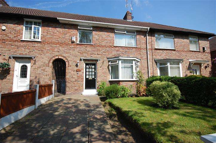 3 Bedrooms Terraced House for sale in Mather Avenue, Allerton, Liverpool, L19