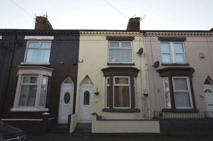 3 Bedrooms Terraced House for sale in Makin Street, Liverpool, L4