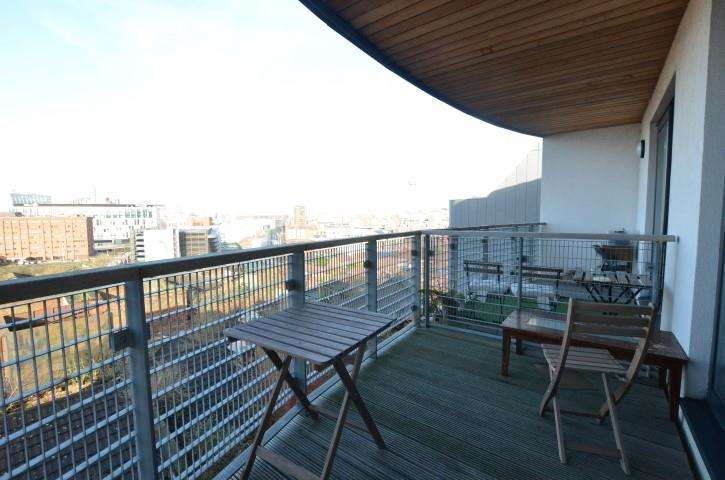 2 Bedrooms Apartment Flat for sale in Chandlers Wharf 31 Cornhill, Liverpool, L1