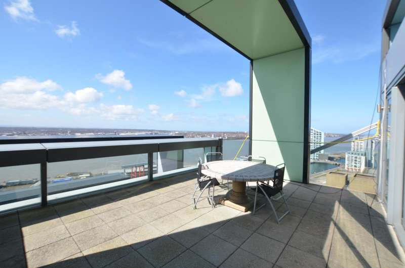 3 Bedrooms Apartment Flat for sale in 3 Rumford Place, Liverpool, L3