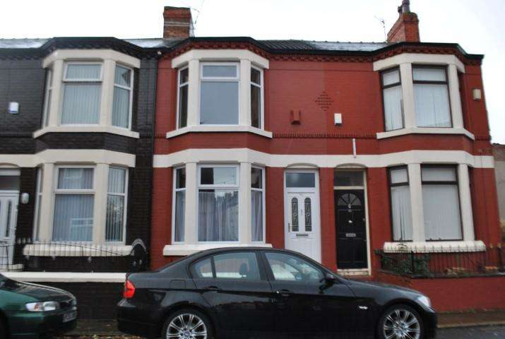 3 Bedrooms Terraced House for sale in Walton Village, Liverpool, Merseyside, L4