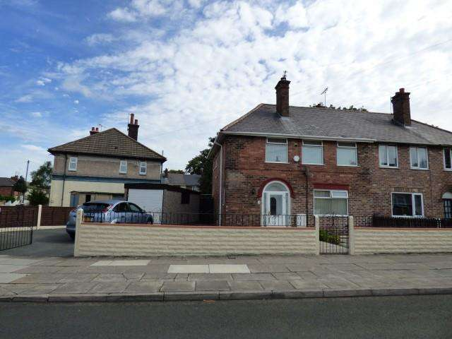 3 Bedrooms Semi Detached House for sale in Ferguson Road, Liverpool, L11