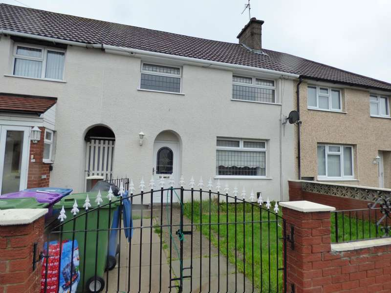 3 Bedrooms Terraced House for sale in Scarisbrick Drive, Liverpool, Merseyside, L11