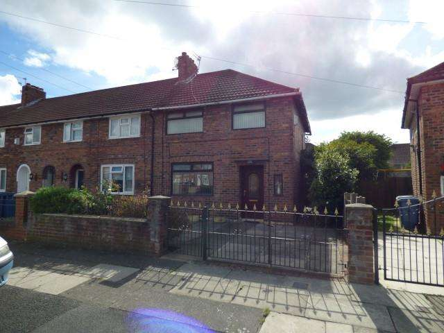3 Bedrooms Terraced House for sale in Scarisbrick Crescent, Liverpool, L11