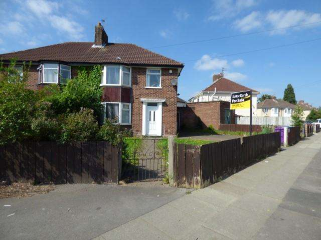 3 Bedrooms Semi Detached House for sale in Lewisham Road, Liverpool, L11