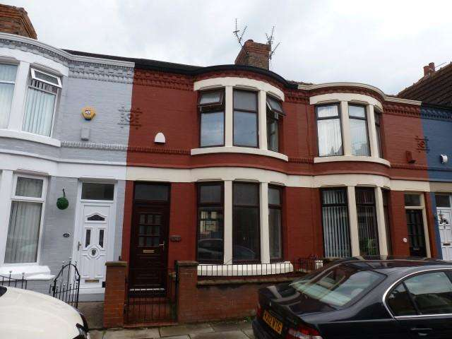 3 Bedrooms Terraced House for sale in Wellbrow Road, Liverpool, L4